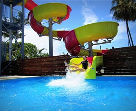 BIG4 Capricorn Palms Holiday Village - Accommodation in Surfers Paradise