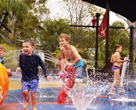 BIG4 Treasure Island Holiday Park - Accommodation in Surfers Paradise