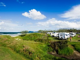Noosa North Shore Beach Campground - Accommodation in Surfers Paradise