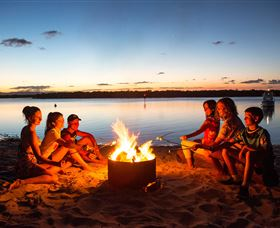 South Stradbroke Island Camping - Accommodation in Surfers Paradise