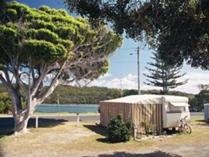 Wooli Camping  Caravan Park - Accommodation in Surfers Paradise