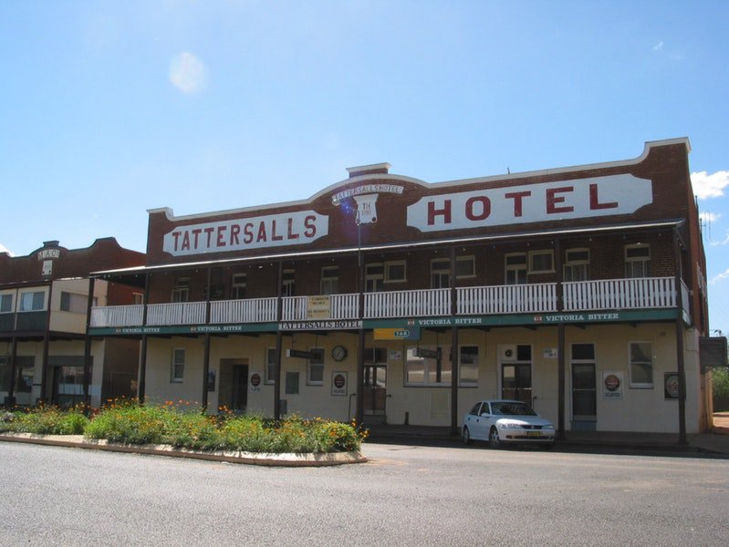 Tattersalls Hotel Baradine - Accommodation in Surfers Paradise