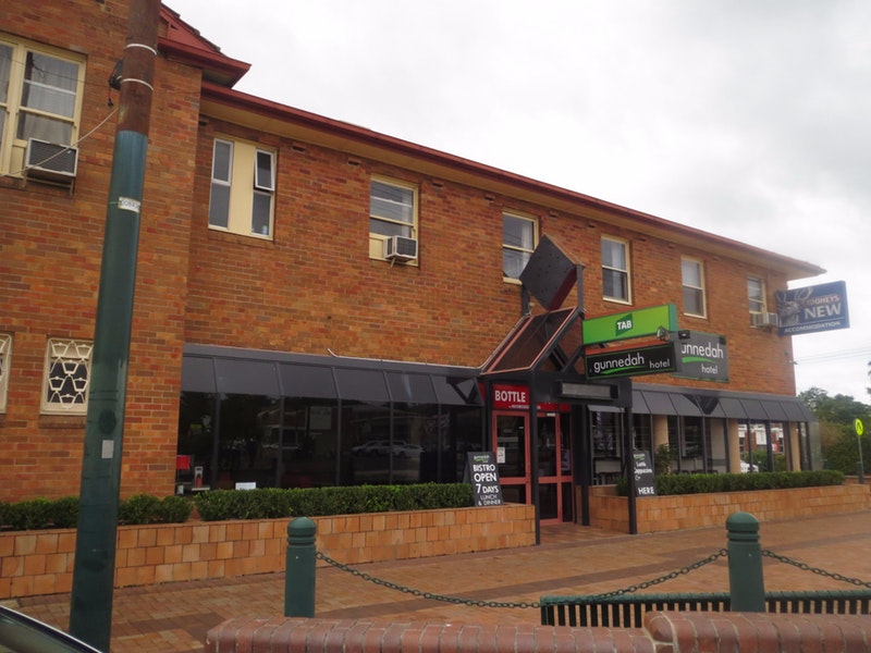 Gunnedah Hotel - Accommodation in Surfers Paradise