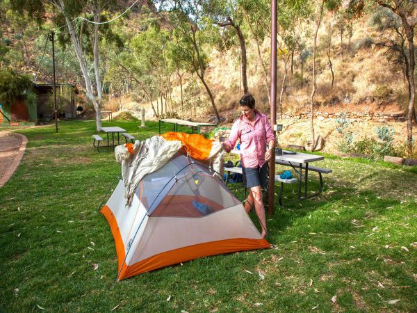 Standley Chasm Angkerle Camping - Accommodation in Surfers Paradise