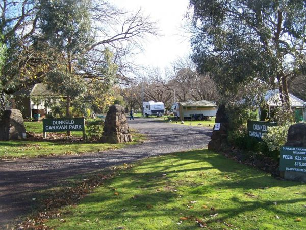 Dunkeld Caravan Park - Accommodation in Surfers Paradise