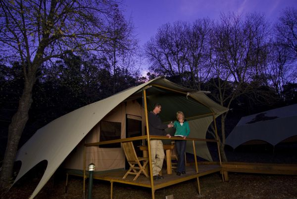 Wilderness Retreats Buchan Caves Reserve - Accommodation in Surfers Paradise