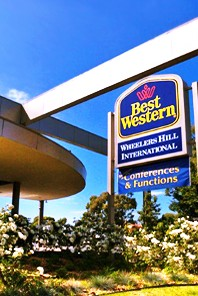 Best Western Wheelers Hill International - Accommodation in Surfers Paradise