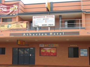 Atherton Hotel - Accommodation in Surfers Paradise