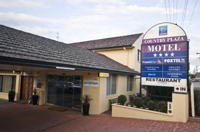 Quality Inn Country Plaza Queanbeyan - Accommodation in Surfers Paradise