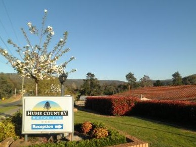 Hume Country Motor Inn - Accommodation in Surfers Paradise