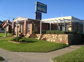 Golden Chain Murray River Motel - Accommodation in Surfers Paradise