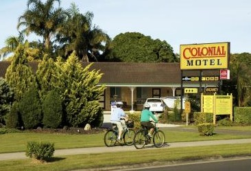 Ballina Colonial Motel - Accommodation in Surfers Paradise