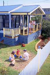 Werri Beach Holiday Park - Accommodation in Surfers Paradise