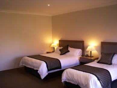 Parkes Int Motor Inn - Accommodation in Surfers Paradise