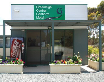 Greenleigh Central Canberra Motel - Accommodation in Surfers Paradise