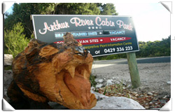 Arthur River Cabin Park - Accommodation in Surfers Paradise