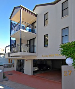 Spring Hill Mews - Accommodation in Surfers Paradise