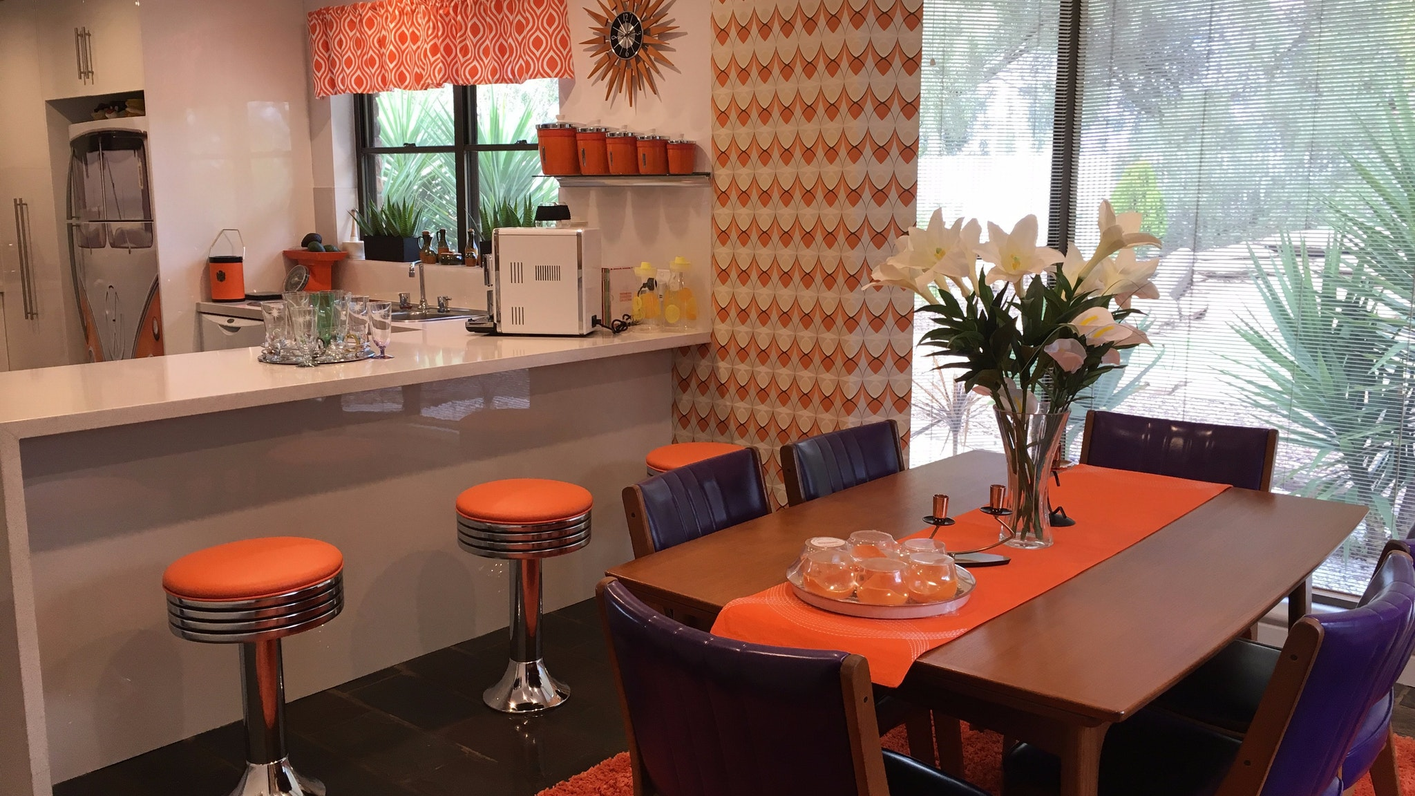 Barossa Retro BnB - Accommodation in Surfers Paradise