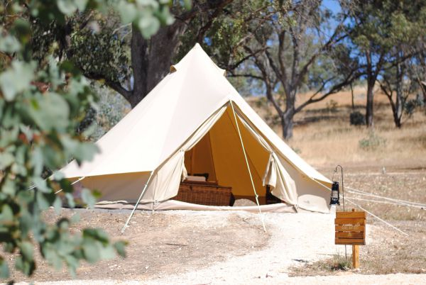 Cosy Tents - Accommodation in Surfers Paradise