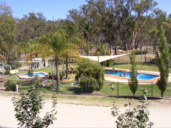 Murray River Hideaway Holiday Park - Accommodation in Surfers Paradise