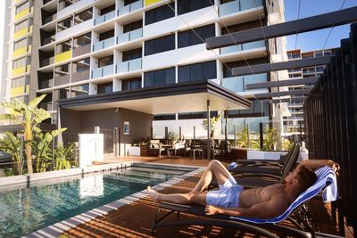 Alcyone Hotel Residences - Accommodation in Surfers Paradise