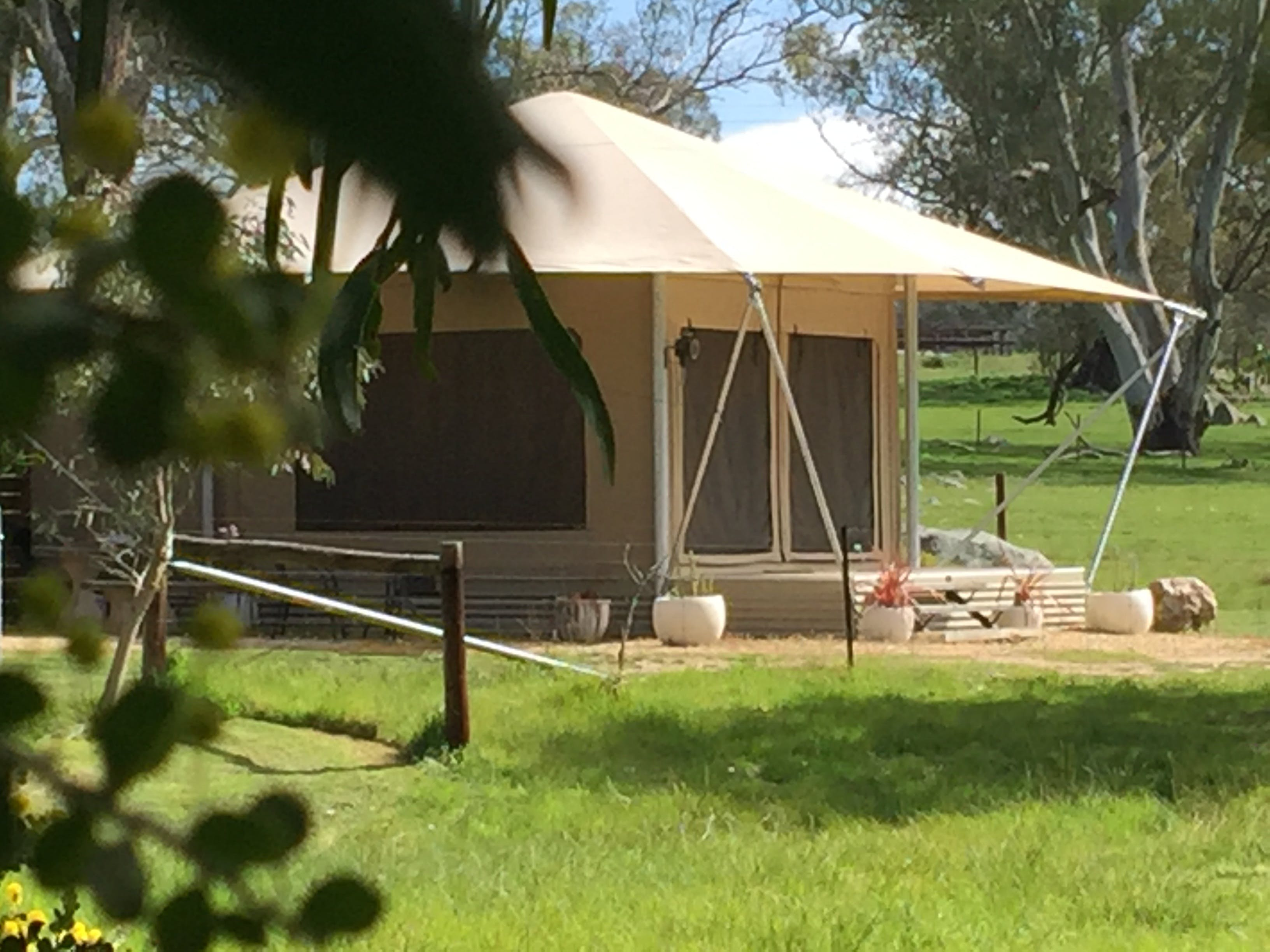 Boongarrie Luxury Tent - Accommodation in Surfers Paradise