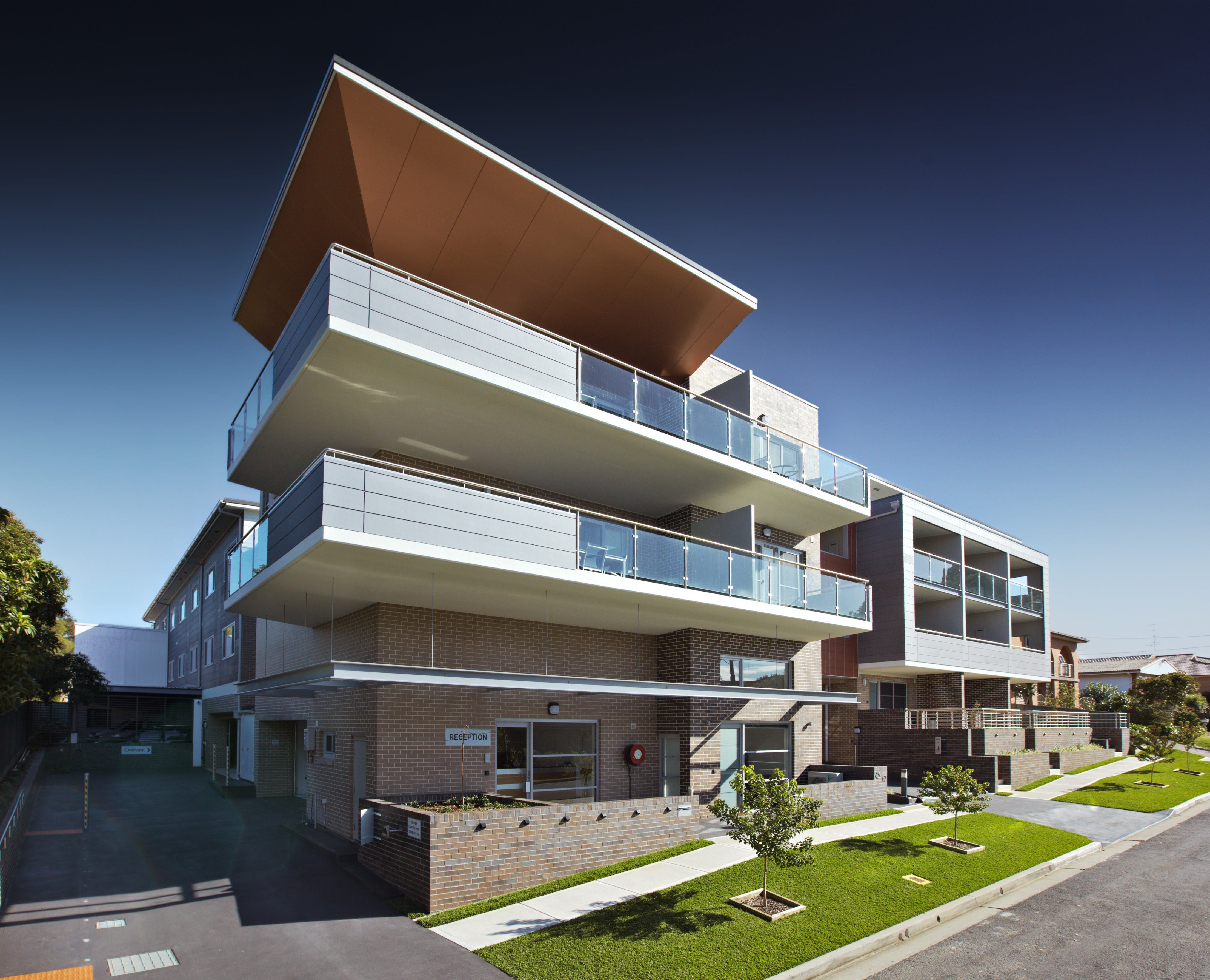 Charlestown Executive Apartments - Accommodation in Surfers Paradise