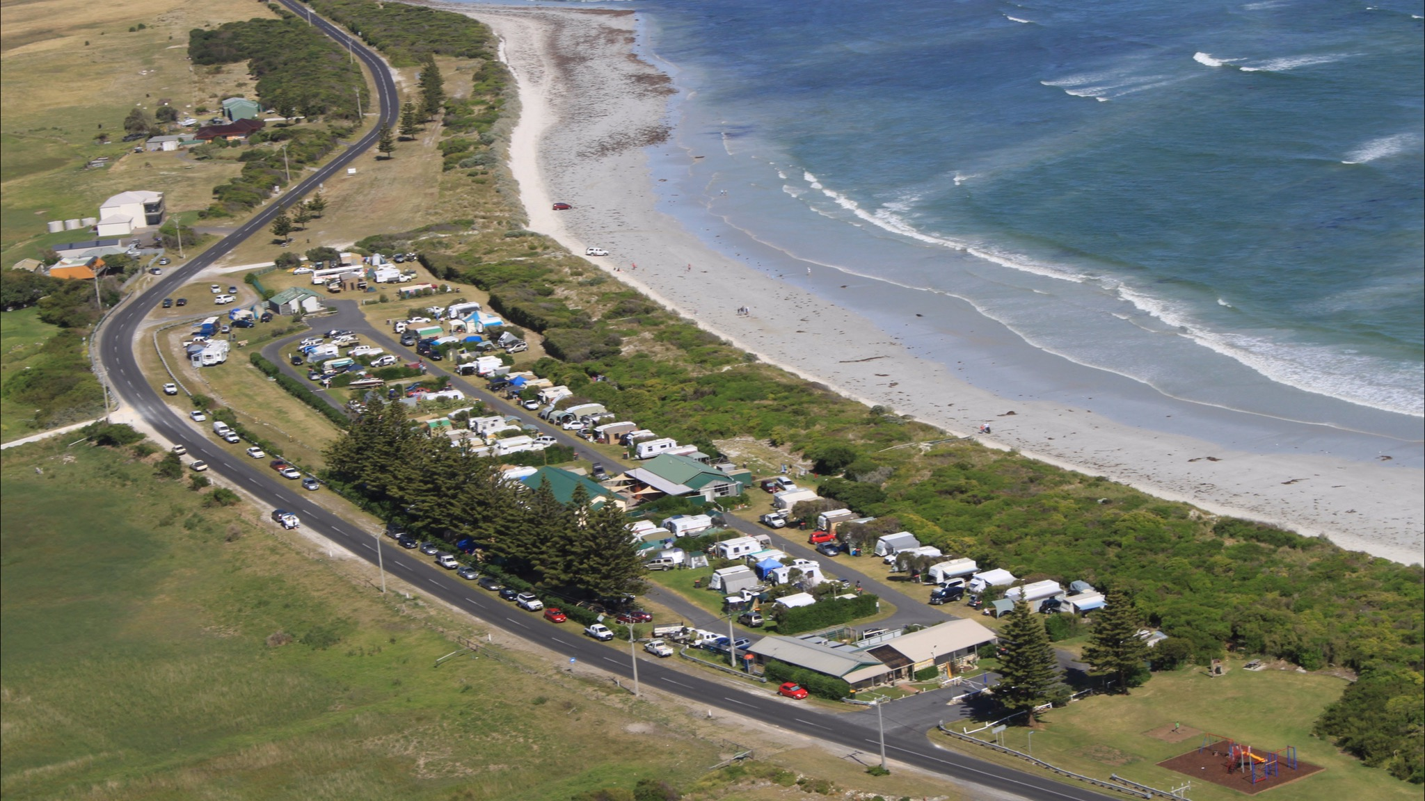 Port MacDonnell Foreshore Tourist Park