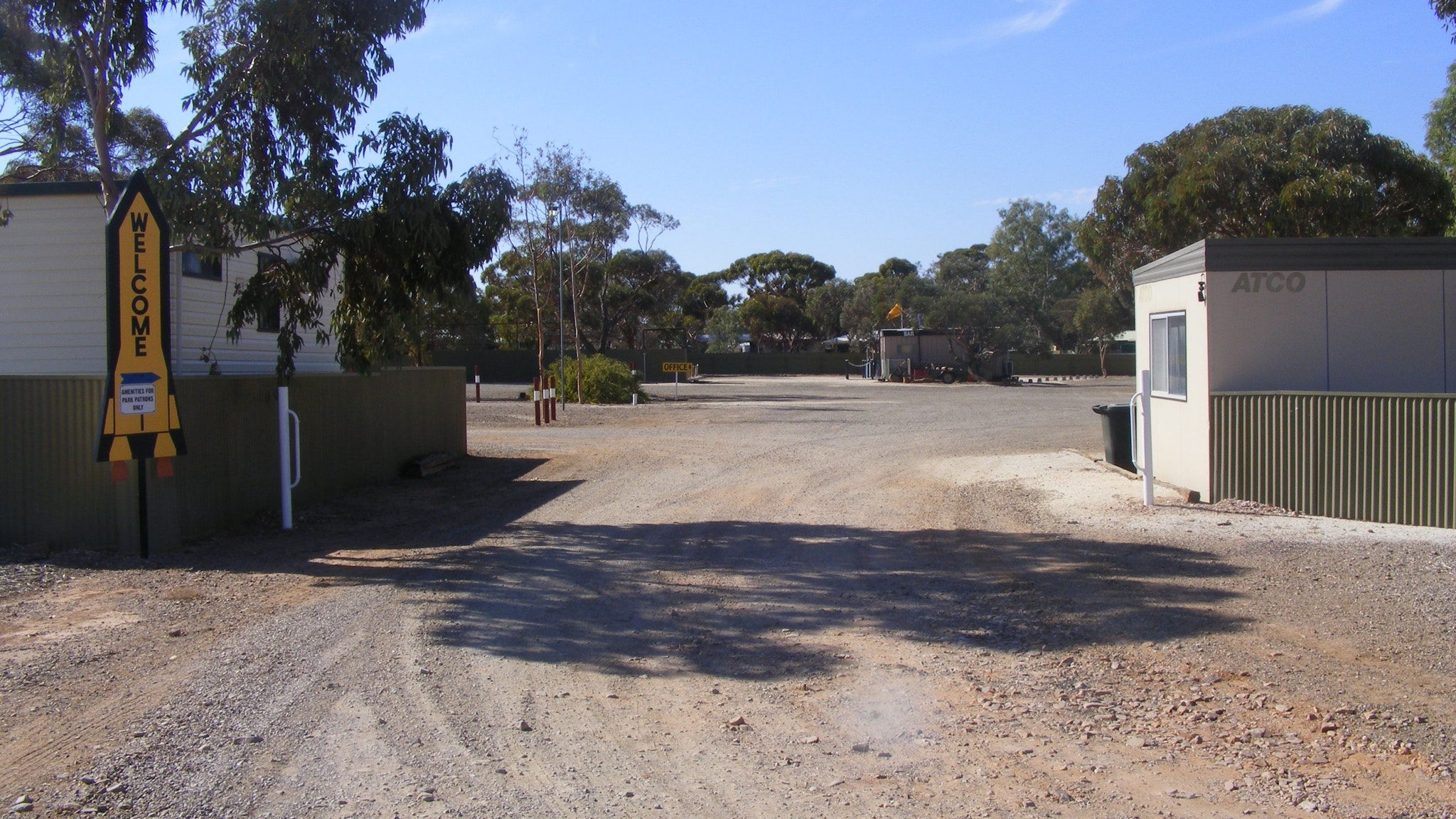 Woomera Travellers Village and Caravan Park - Accommodation in Surfers Paradise