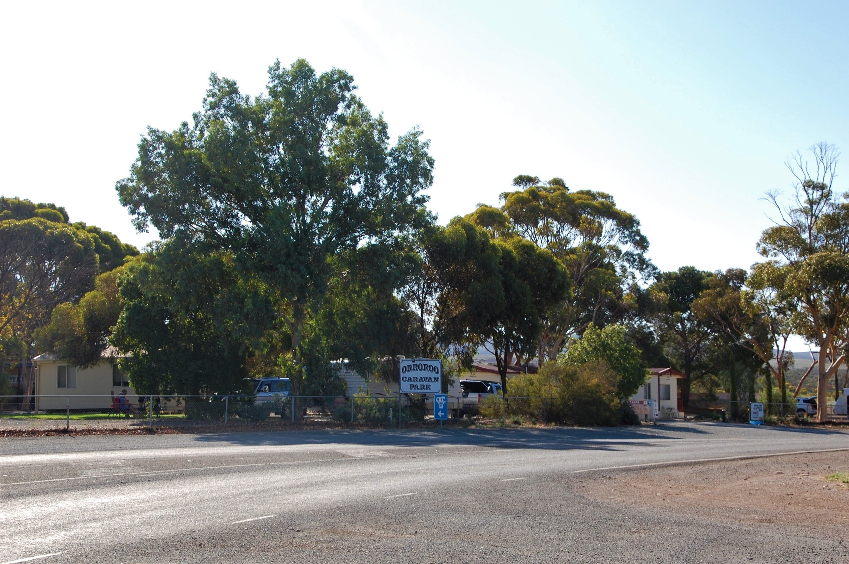 Orroroo Caravan Park - Accommodation in Surfers Paradise
