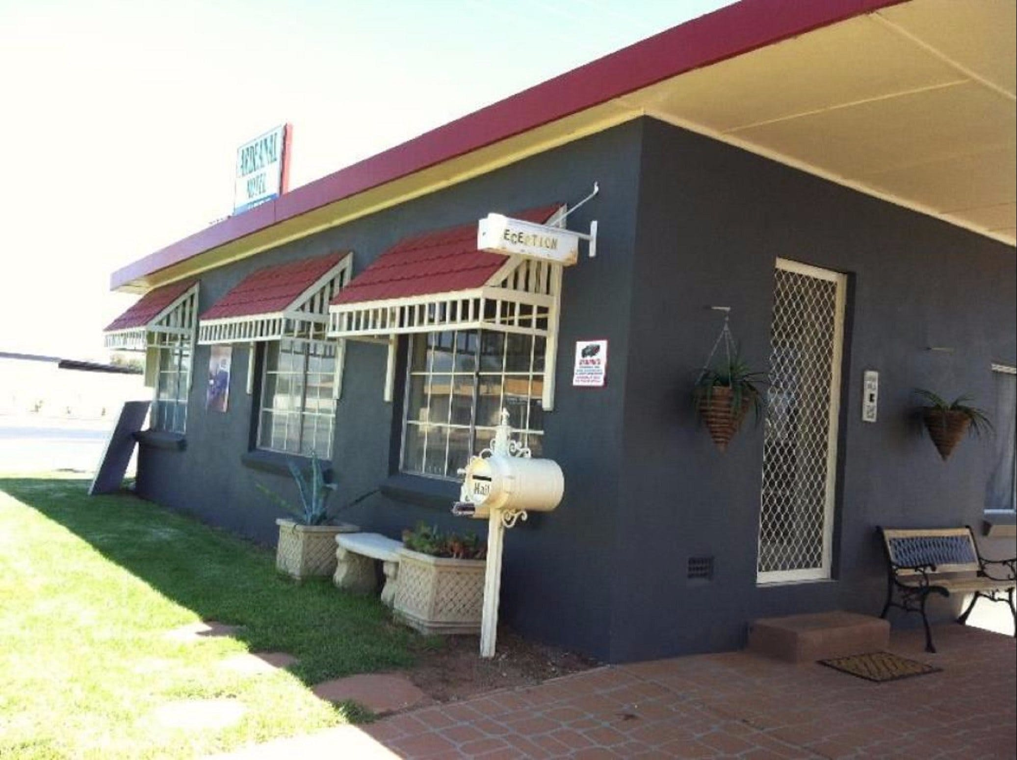 Ardeanal Motel - Accommodation in Surfers Paradise
