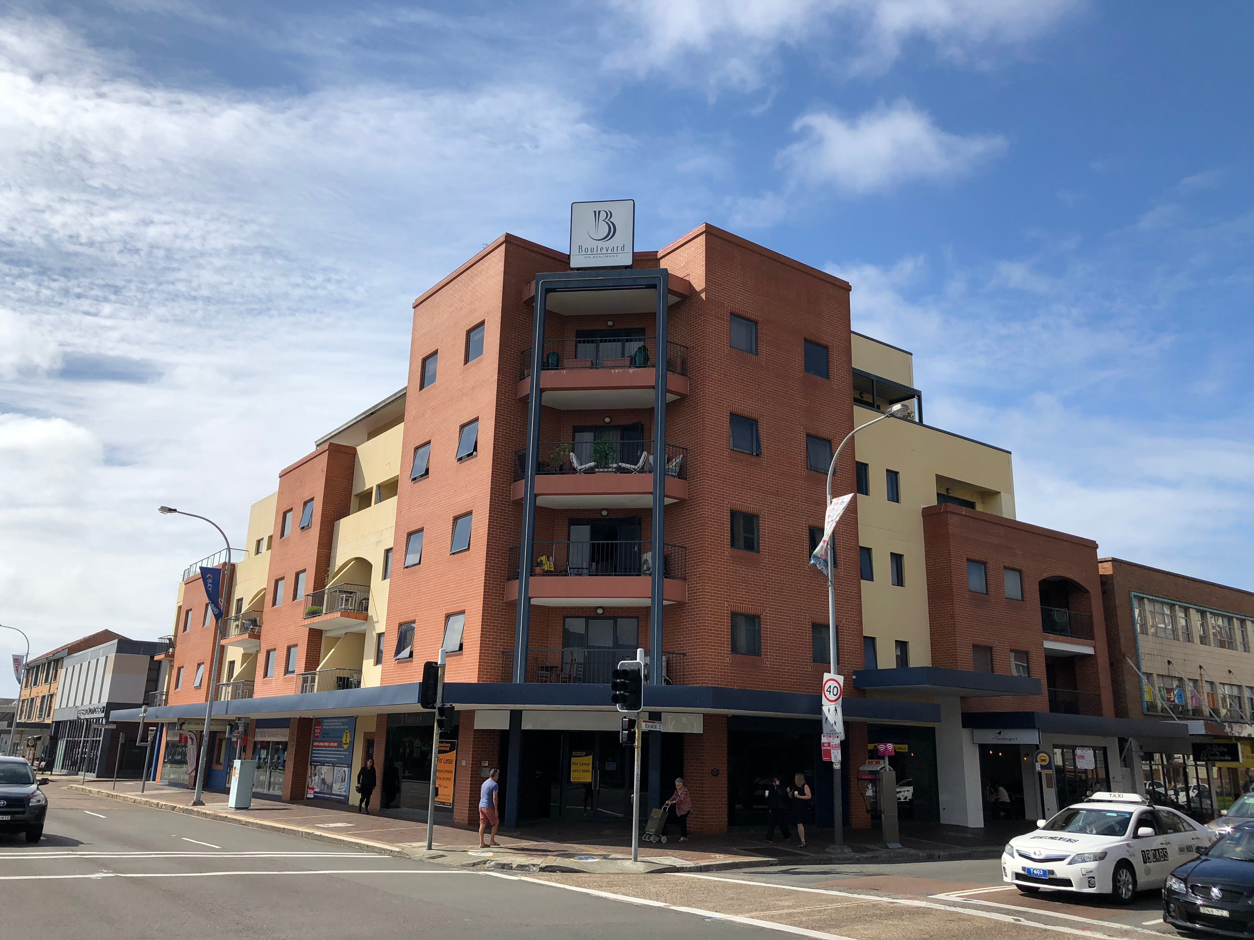 Boulevard on Beaumont apartment hotel - Accommodation in Surfers Paradise