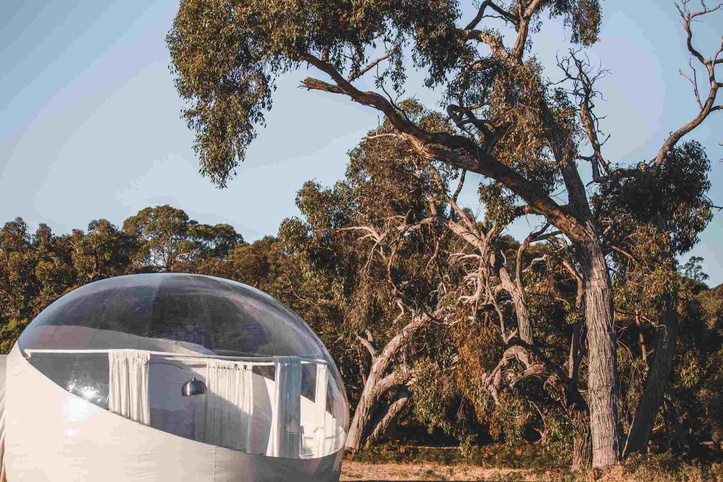 Coonawarra Bubble Tents - Accommodation in Surfers Paradise