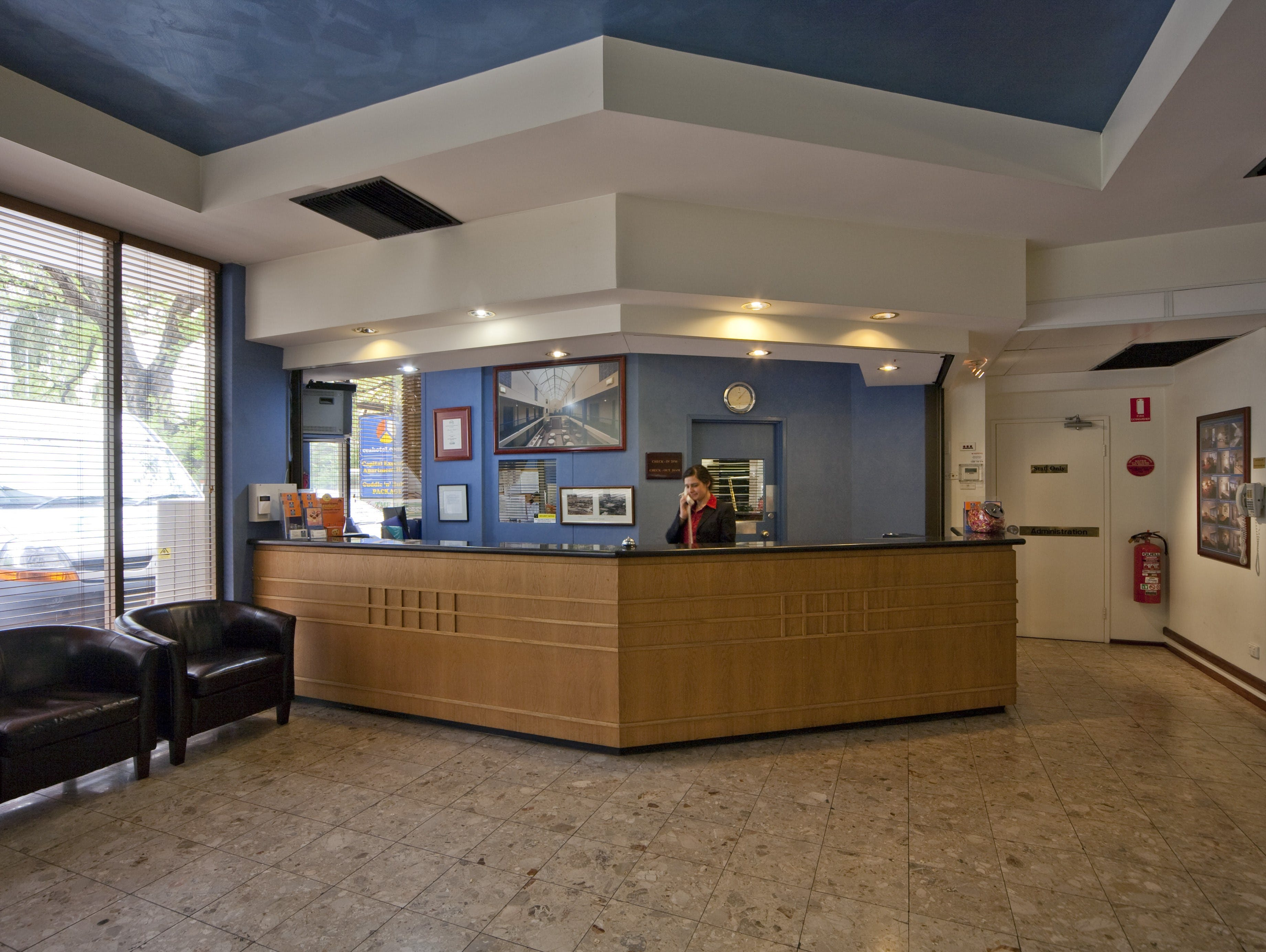 Madison Capital Executive Apartment Hotel - Accommodation in Surfers Paradise