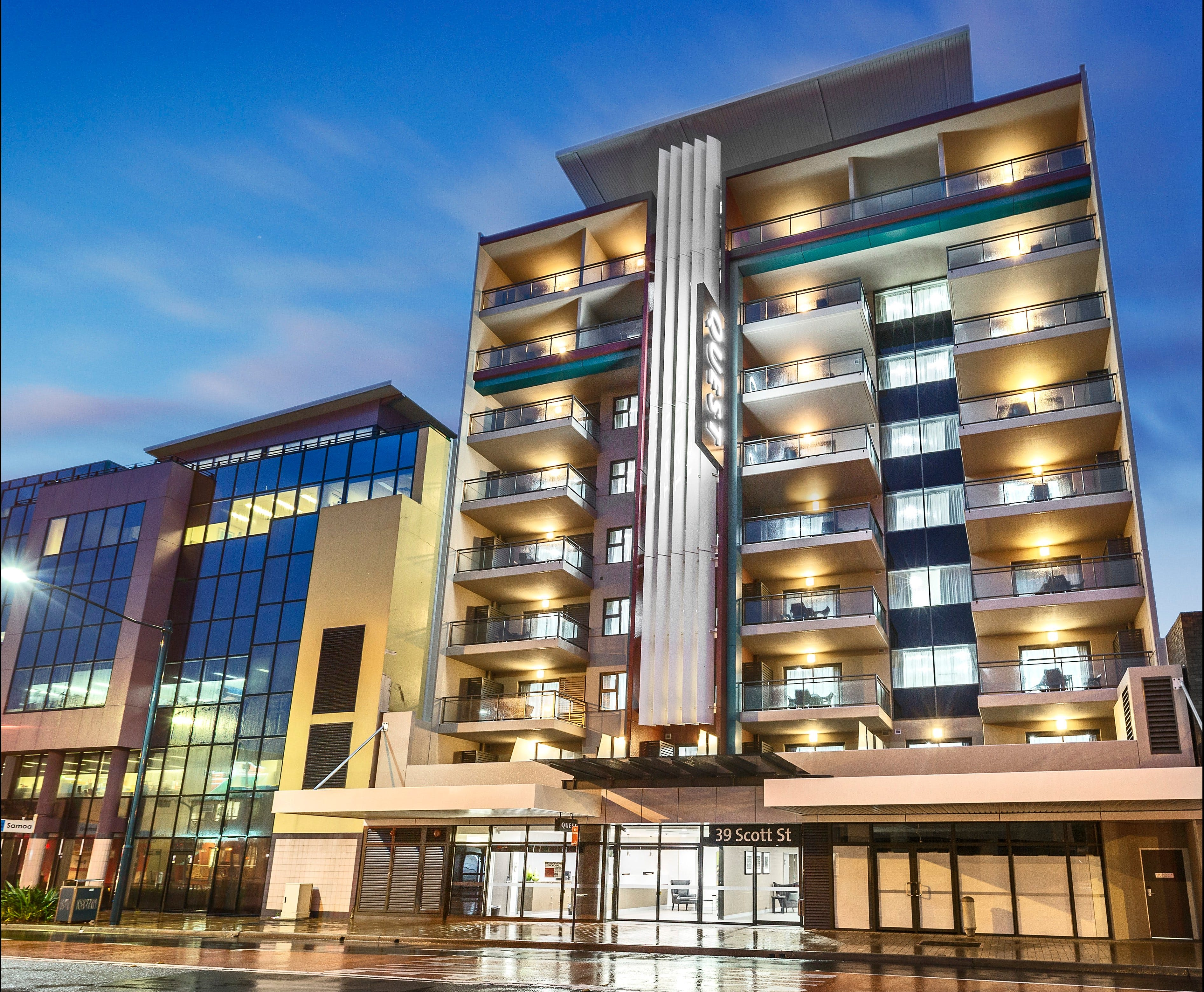 Quest  Liverpool - Accommodation in Surfers Paradise