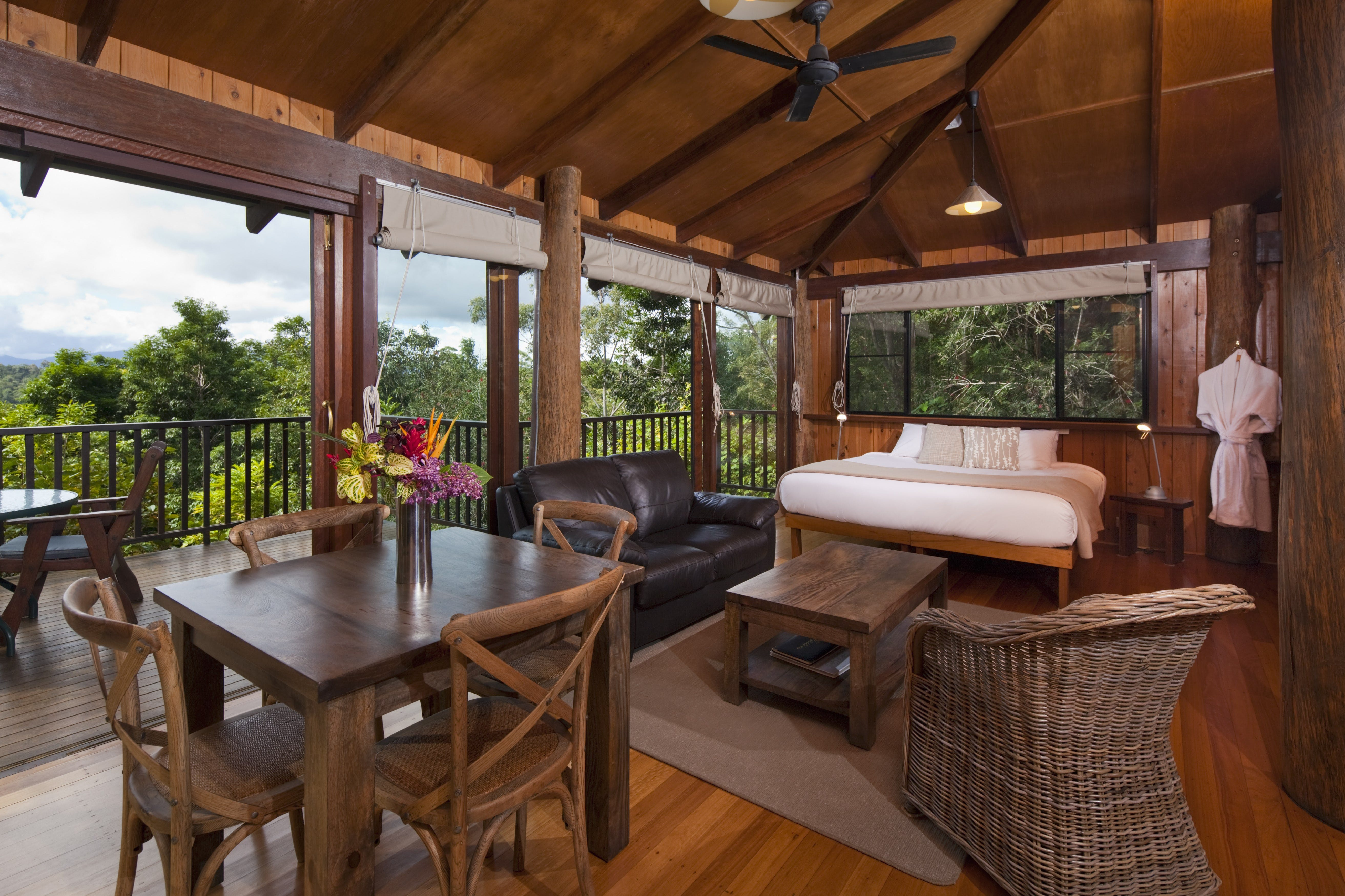 Rose Gums Wilderness Retreat - Accommodation in Surfers Paradise