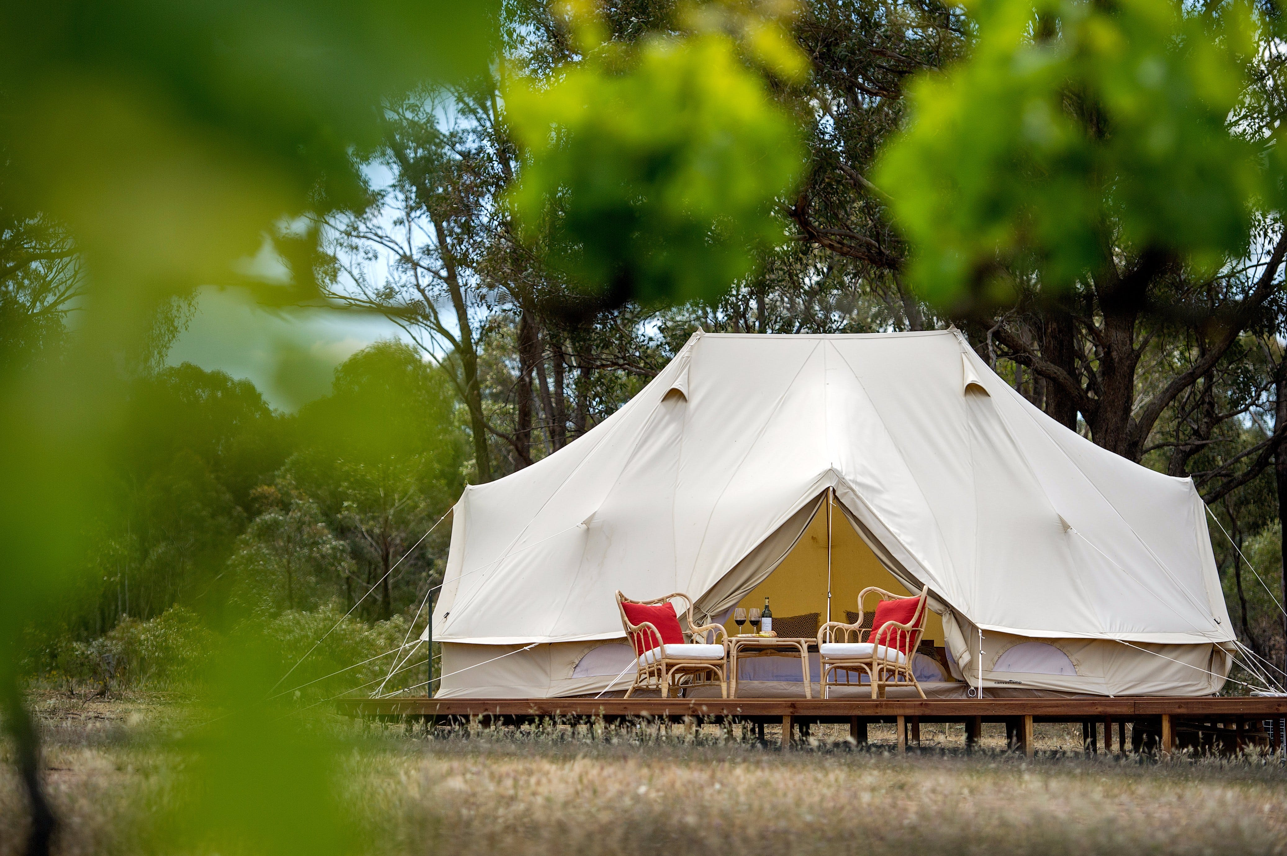 Balgownie Estate Winery Glamping  Accommodation - Accommodation in Surfers Paradise