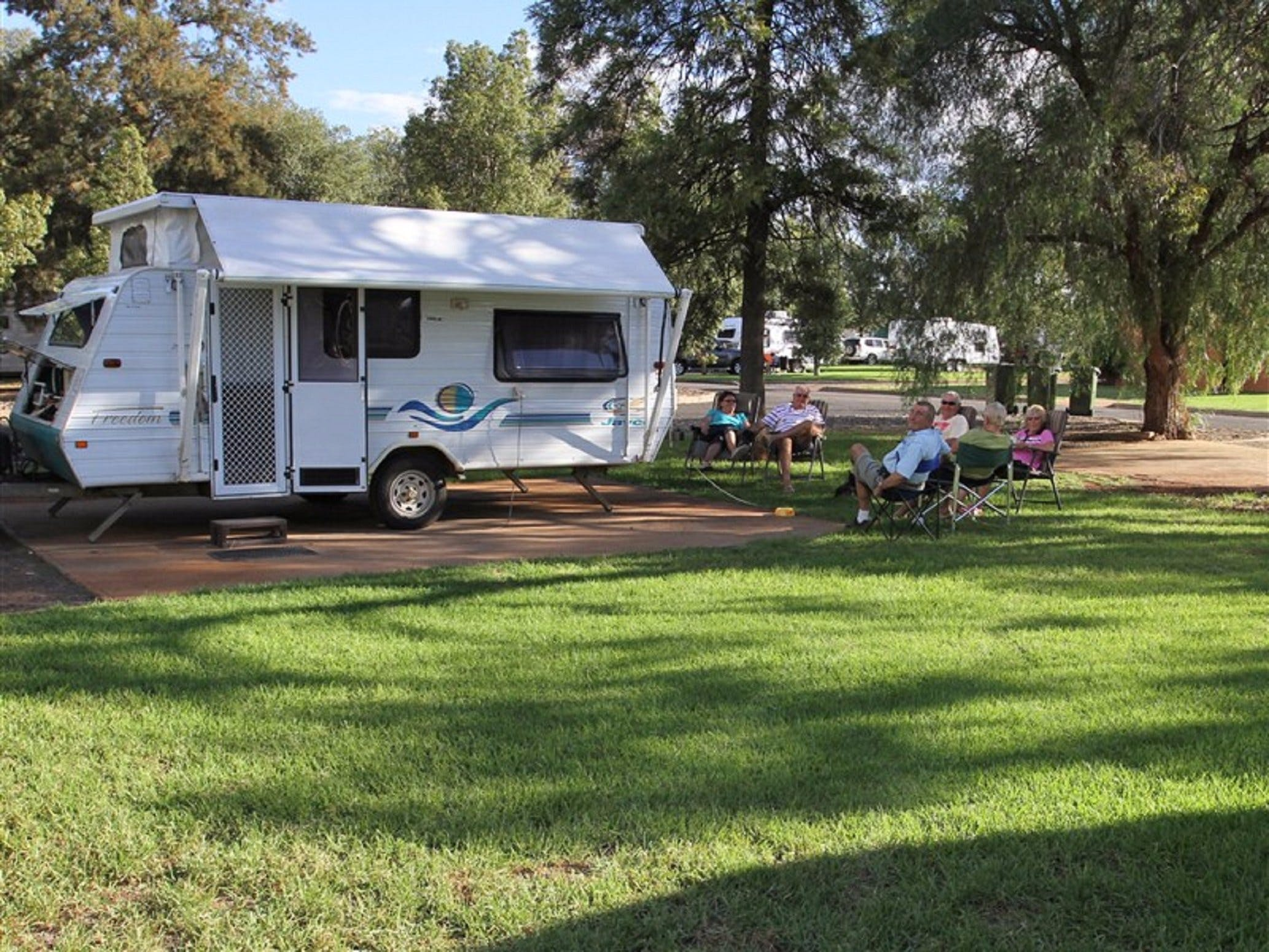 Cobar Caravan Park - Accommodation in Surfers Paradise
