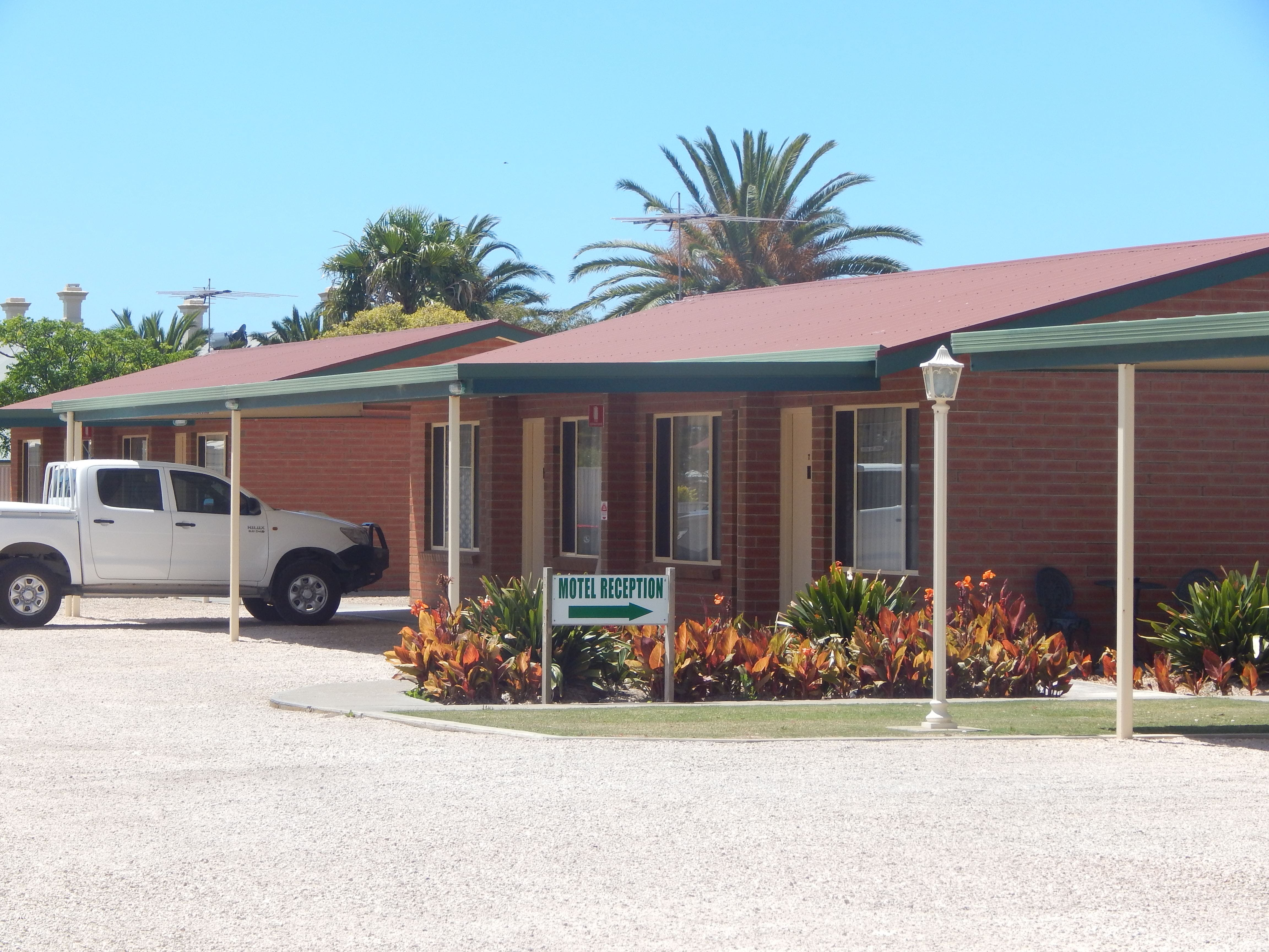 Edithburgh Seaside Motel - Accommodation in Surfers Paradise