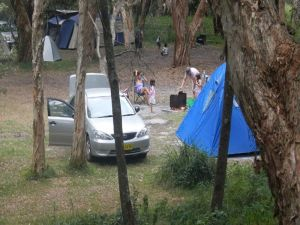 Hungry Gate campground - Accommodation in Surfers Paradise