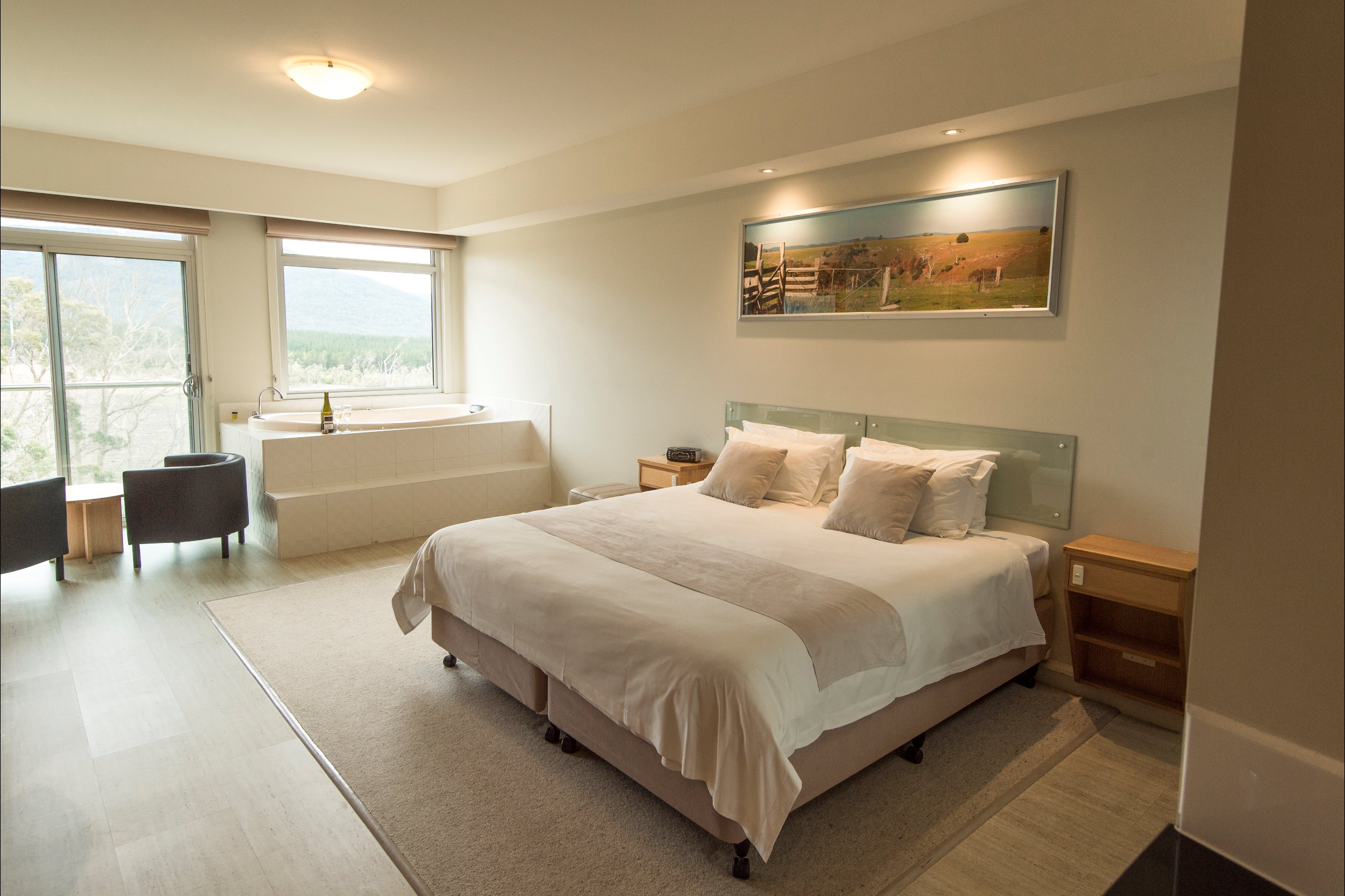 Macedon Ranges Hotel  Spa - Accommodation in Surfers Paradise