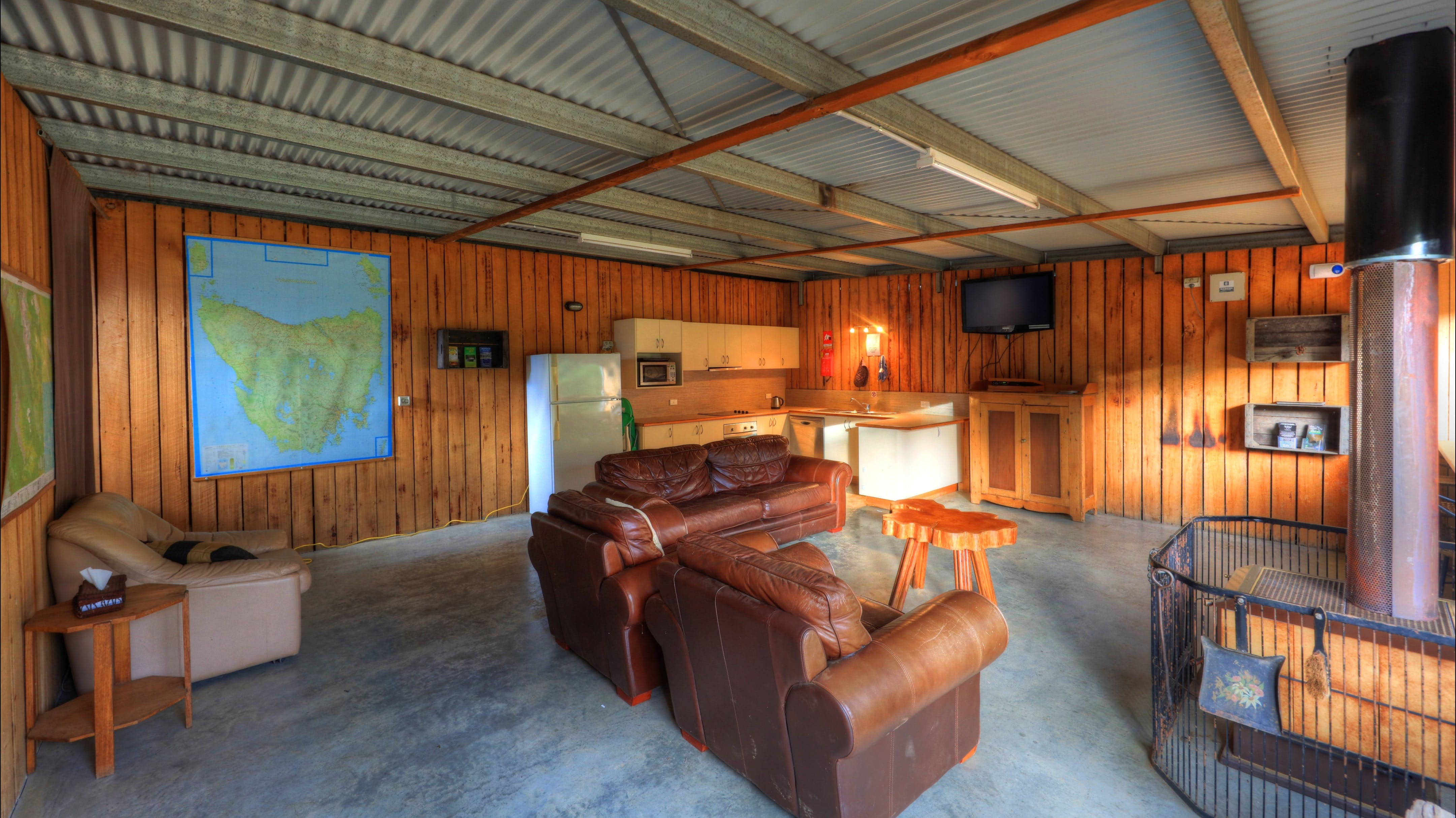 Rivers Edge Wilderness Camping - Accommodation in Surfers Paradise