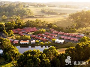 Tall Timbers Tasmania - Accommodation in Surfers Paradise