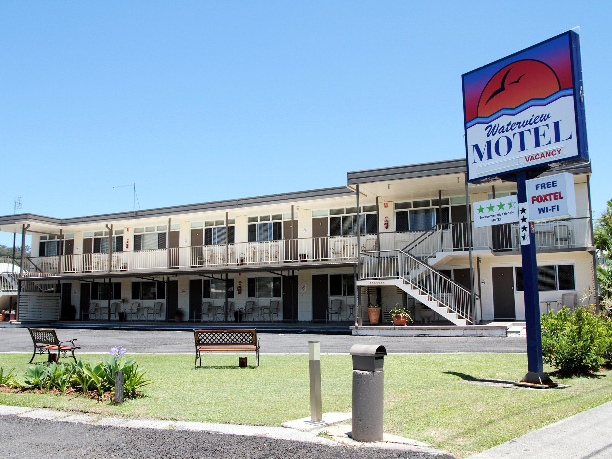 Waterview Motel - Accommodation in Surfers Paradise