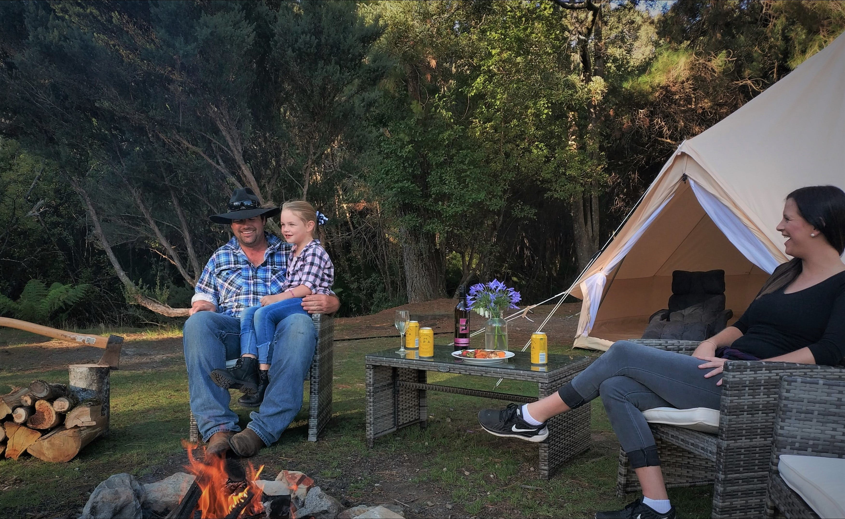Zeehan Bush Camp - Accommodation in Surfers Paradise