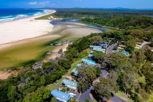 BIG4 Sawtell Beach Holiday Park - Accommodation in Surfers Paradise