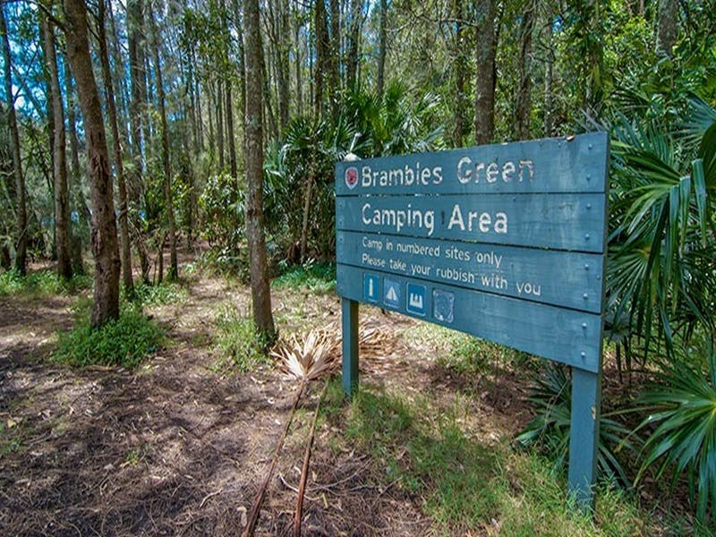 Brambles Green campground - Accommodation in Surfers Paradise
