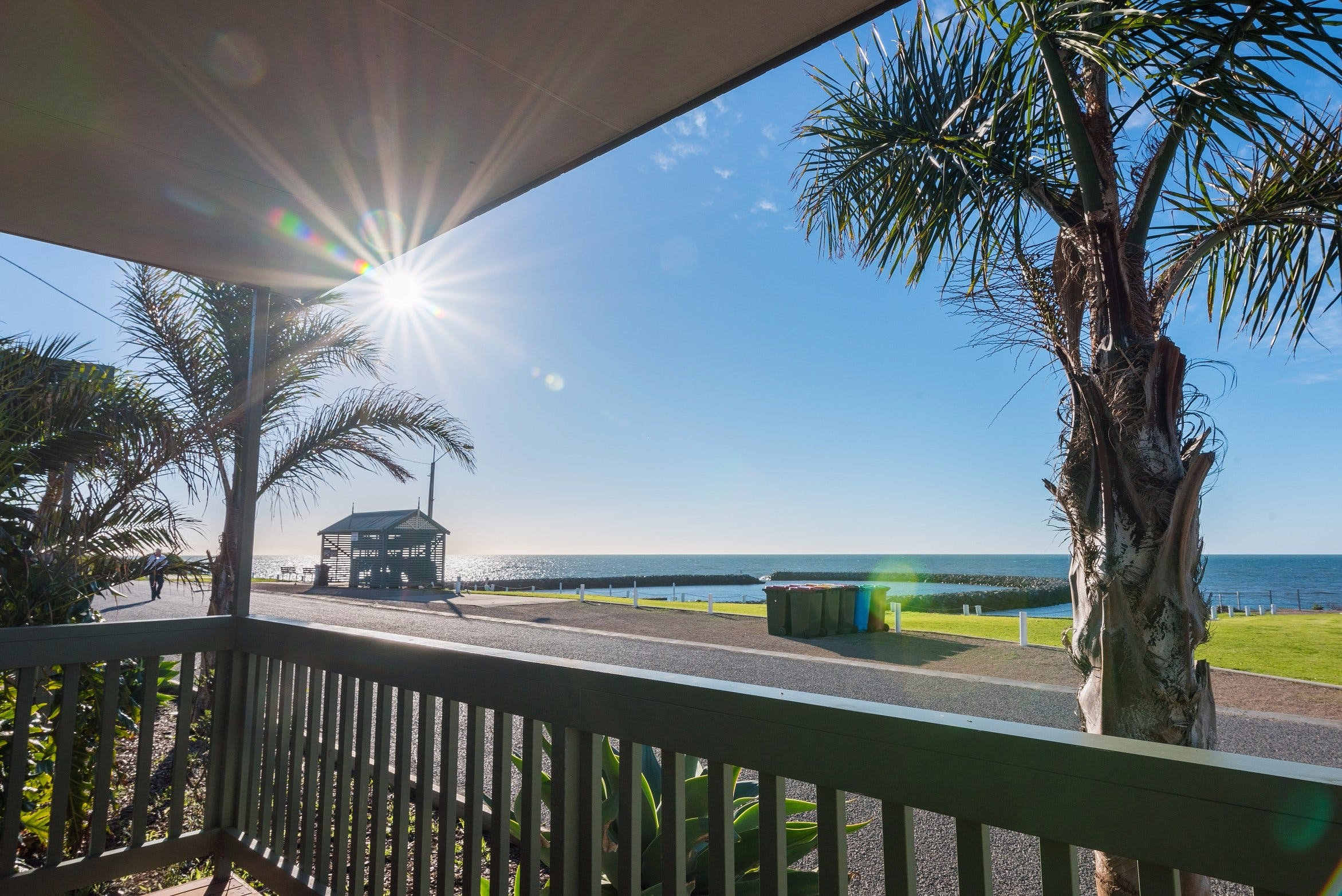 Edithburgh Caravan Park - Accommodation in Surfers Paradise