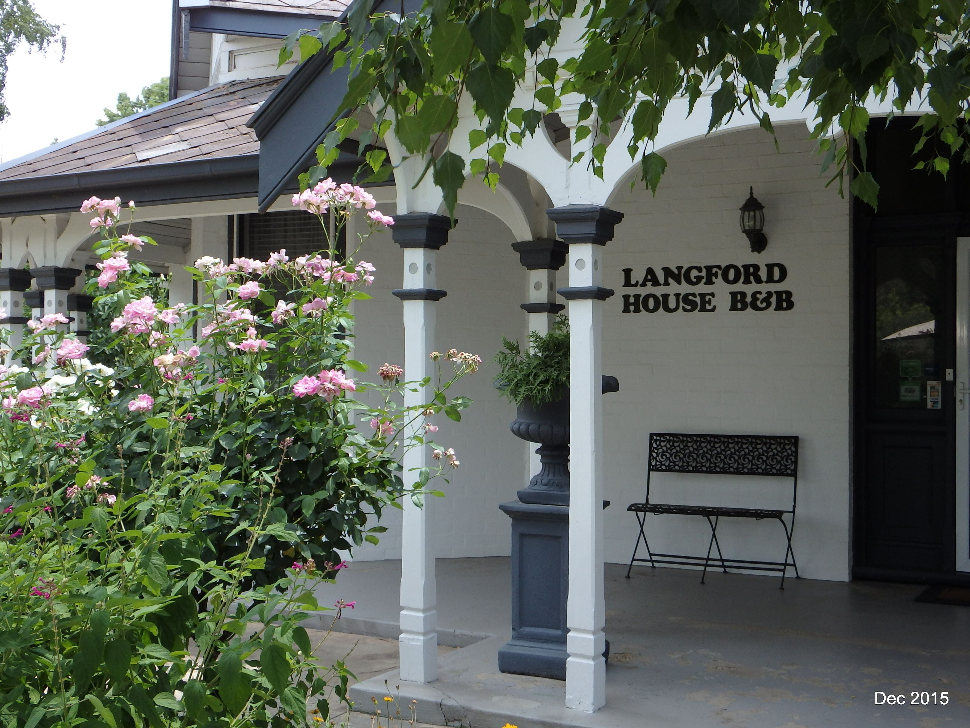 Langford House BB - Accommodation in Surfers Paradise