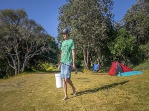Racecourse campground - Accommodation in Surfers Paradise